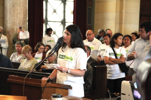 Veronica Padilla Testimony CPC 8.13.15